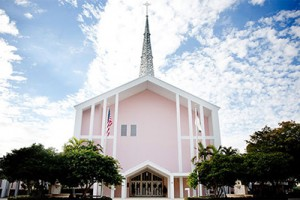 Pampano Beach, FL - First Presbyterian Church (The Pink Church)
