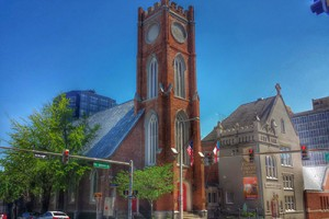 CONCERT - Memphis, TN - Calvary Episcopal Church